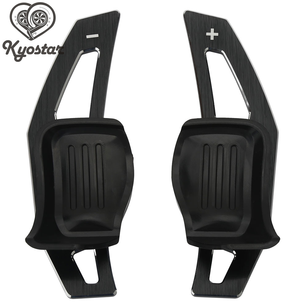 new steering wheel shift paddles DSG paddle extension aluminum For tiguan Golf 6 MK6 Jetta gti R20 R32 R36 CC Scirocco brand