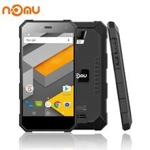 Ному S10 5.0 дюймов смартфон Android 6.0 Водонепроницаемый телефона MTK6737T Dual Core 2 г Оперативная память 16 г Встроенная память 4 г LTE GPS 5000 мАч мобильного телефона