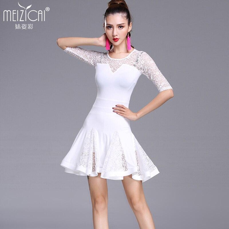 Nuovi costumi di danza delle donne Latino tango salsa rumba moderna vestito  da ballo abiti da ballo latino Dancewear M 4c1963c3a9b