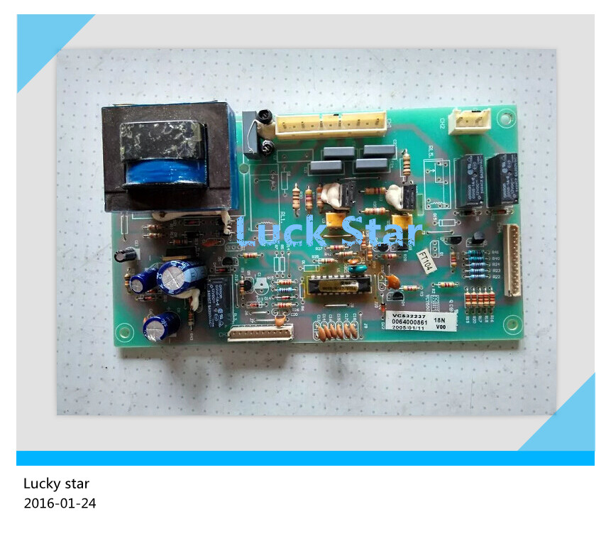 95% new for Haier refrigerator computer board circuit board 0064000861 driver board good working 95% new for haier refrigerator computer board circuit board bcd 198k 0064000619 driver board good working