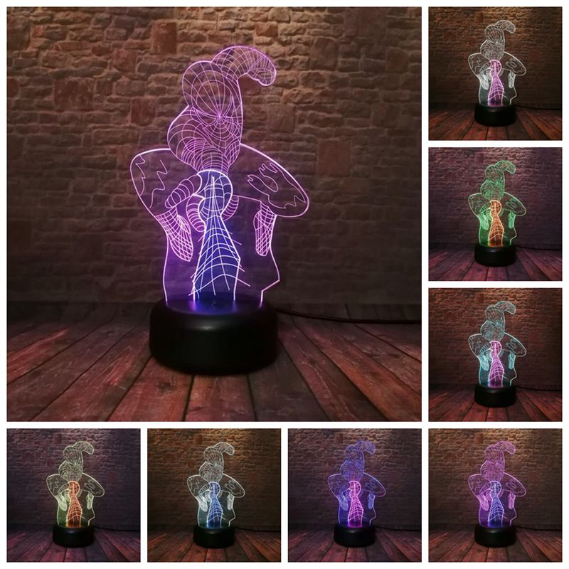 floating-spiderman-figurines-model-3d-nightlight-led-mixed-color-light-the-font-b-avengers-b-font-spider-man-figuras-toys