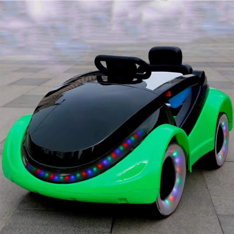 Special price Dual drive Infant children electric car four-wheel remote control car can sit people swing baby stroller toy car the new children s relectric car tricycle motorcycle baby toy car wheel car rechargable stroller drive by foot pedal with music