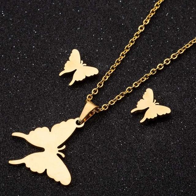 Shuangshuo Trendy Butterfly...