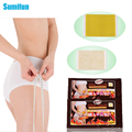 100 pcs Slim Navel Stick Patch Slimming Creams patch Chinese Herbal for Slimming Products to Lose Weight Loss Burning Fat C070