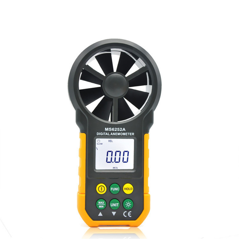 free shipping handheld digital anemometer wind speed meter instrument tool air flow tester high accuracy data hold function free shipping jsm131s indoor air quality monitor handheld ch2o hcho tester