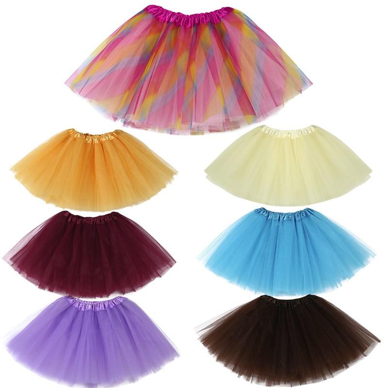 5884a87c607a Detail Feedback Questions about Fashion Girls Tutu Super Fluffy 3 ...