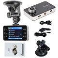 Mini Coche DVR K6000 Cámara Pizarra Dash Cam Full HD 1080 P Grabador de Vídeo Registrator g-sensor de Visión Nocturna Videocámara portátil