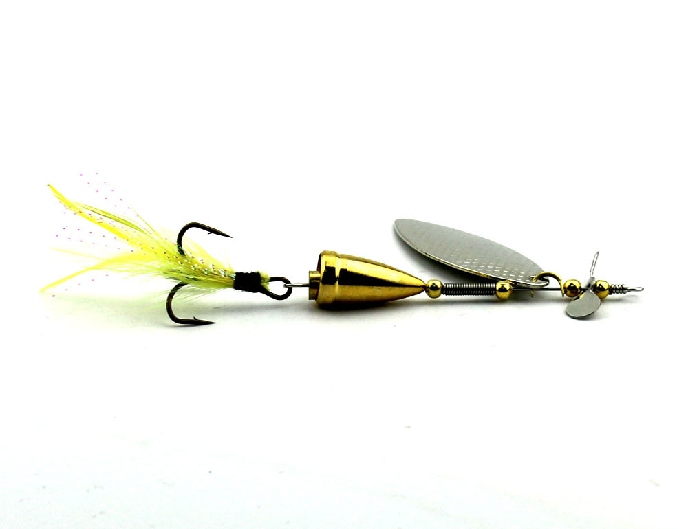 yellow lures discount 10cm 6
