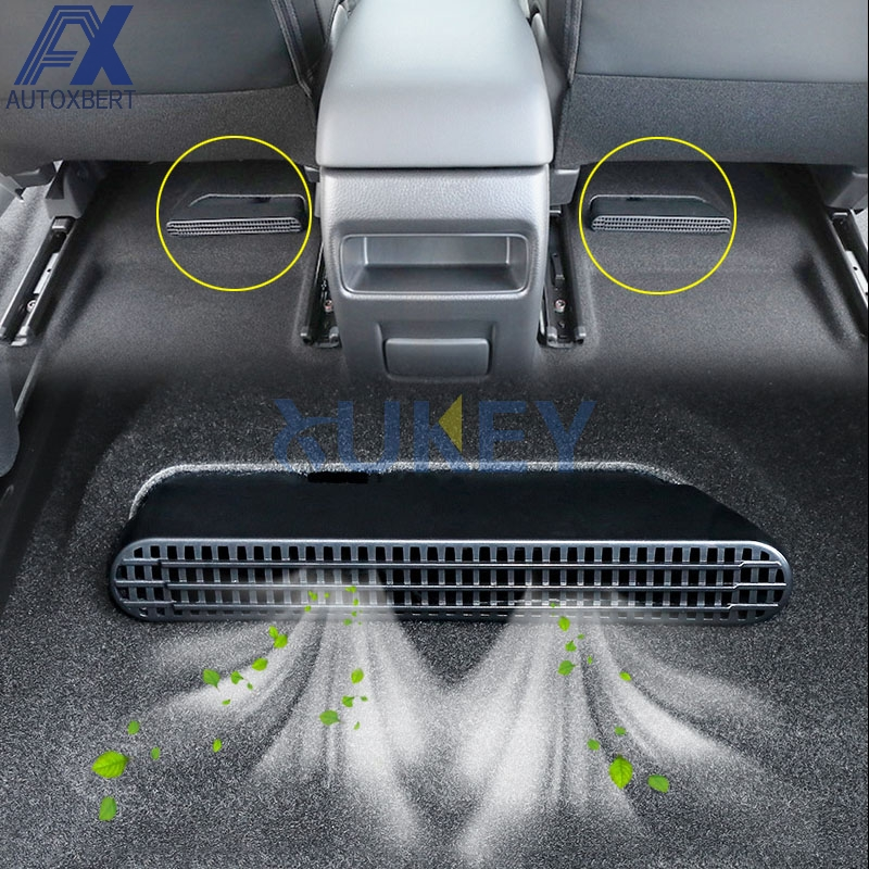 2018 Nissan Altima Interior: AX Under Seat Rear AC Heater Floor Air Conditioner Duct