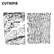 Delicate Texture Transparent Clear Stamps for Scrapbooking DIY Silicone Seals Photo Album Embossing Folder Paper Decor Crafts