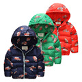 Baby car wadded jacket 2015 winter male children's child clothing child cotton-padded thickening outerwear wt-5335