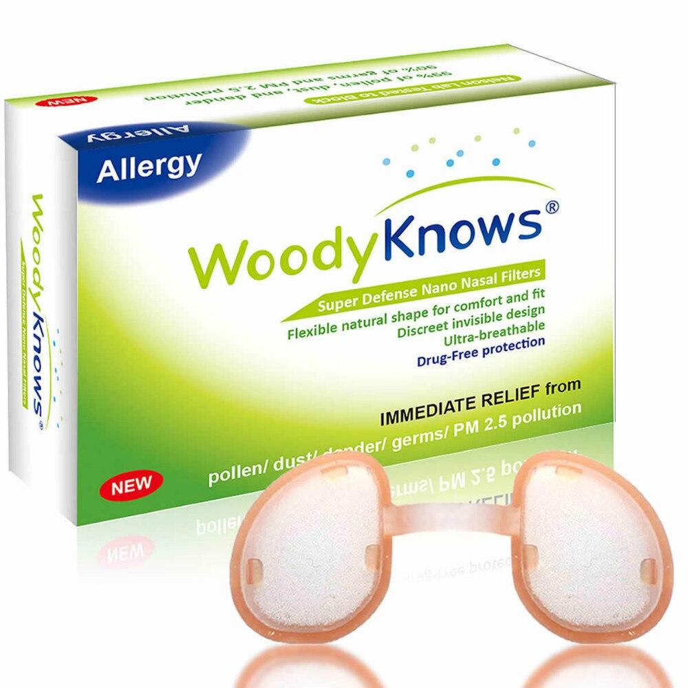 Máscaras woodyknows filtros super defesa nasal Tipo de Item : Máscaras