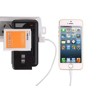Image 5 - Cargador de batería Universal con puerto de salida USB para batería de alto voltaje de 3,8 V para Samsung Galaxy S2 S3 S4 J5, Note 2 3