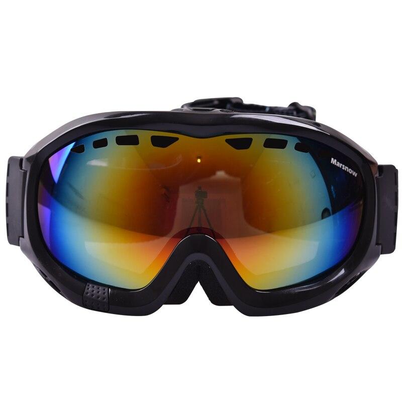 buy snow goggles  Aliexpress.com : Buy Breathing Ski Goggles Men Women Snowboard ...