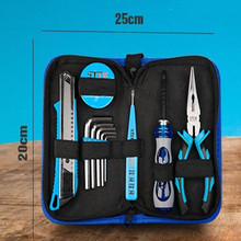 11Pcs Hand tool Set  Home Tool Kits Hand Tools,general householder hand tool set (  Pliers  Screwdrivers Wrenches Tapes) стоимость