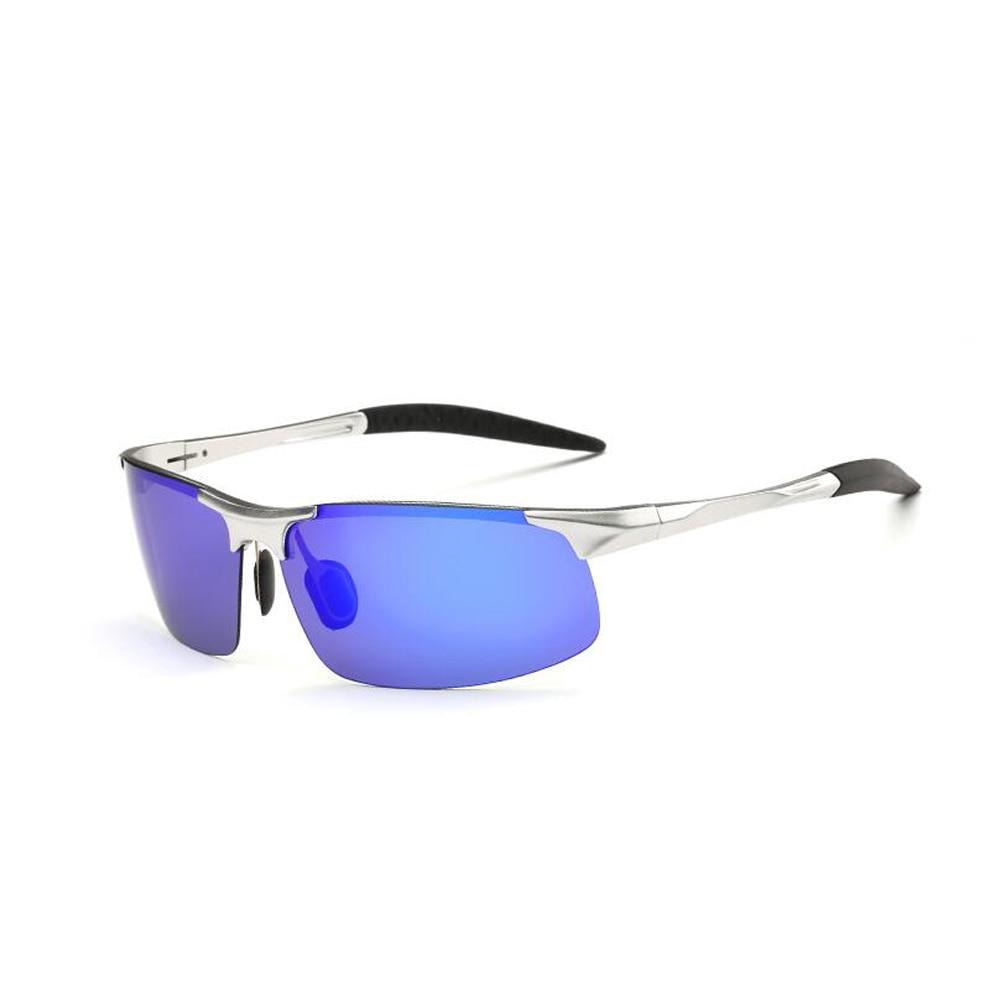 30979488647 Aluminum Magnesium Polarized Sport Sunglasses For Police Biker Driver Cool  Shooting Glasses For Men Women 8177
