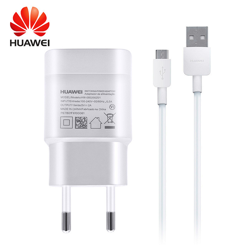 Huawei P10 P20 Pro lite P10 pro Charger Adapter Travel Wall 5V2A USB adapter quick charger type-c cable P 20 P 9 mate9 mate10