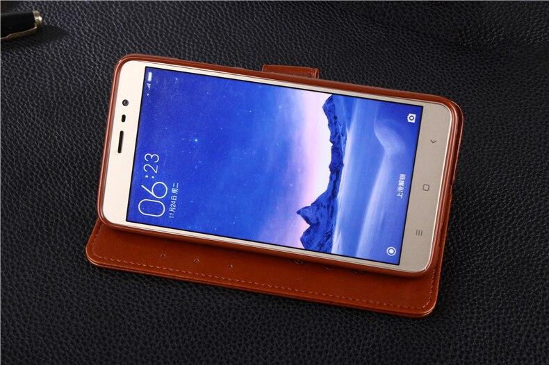 Xiaomi Redmi Note 3 Case Fashion Flip PU- ի կաշվե - Բջջային հեռախոսի պարագաներ և պահեստամասեր - Լուսանկար 2