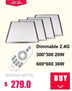 panel light led