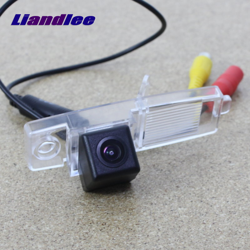 Liandlee Rear View Reverse Camera For Toyota RegiusAce Regius Ace HD CCD Night Vision Reverse Car Backup Camera image