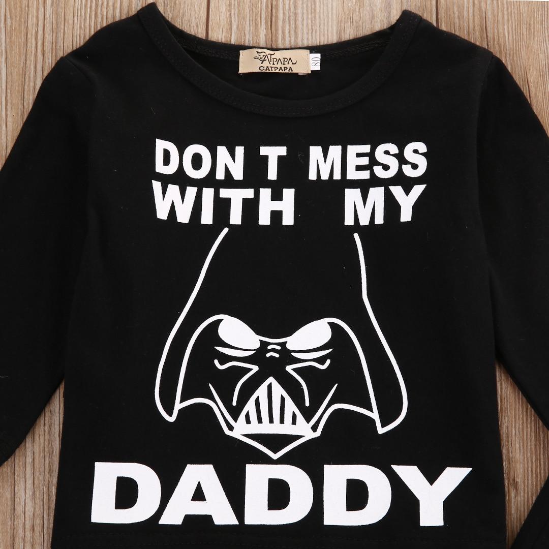 Newborn-Baby-Boy-Girl-Clothes-Star-Wars-Long-Sleeve-Cotton-Tops-T-shirtLong-Pants-2pcs-Outfit-Set-Bebek-Giyim-2