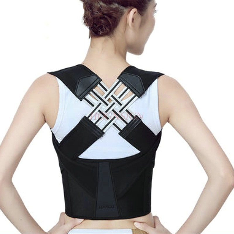 Humpback Corrective Clothing Adult Female Male Student Chiropractic Open Shoulder Straight Back Artifact Correcting Humpback Cor