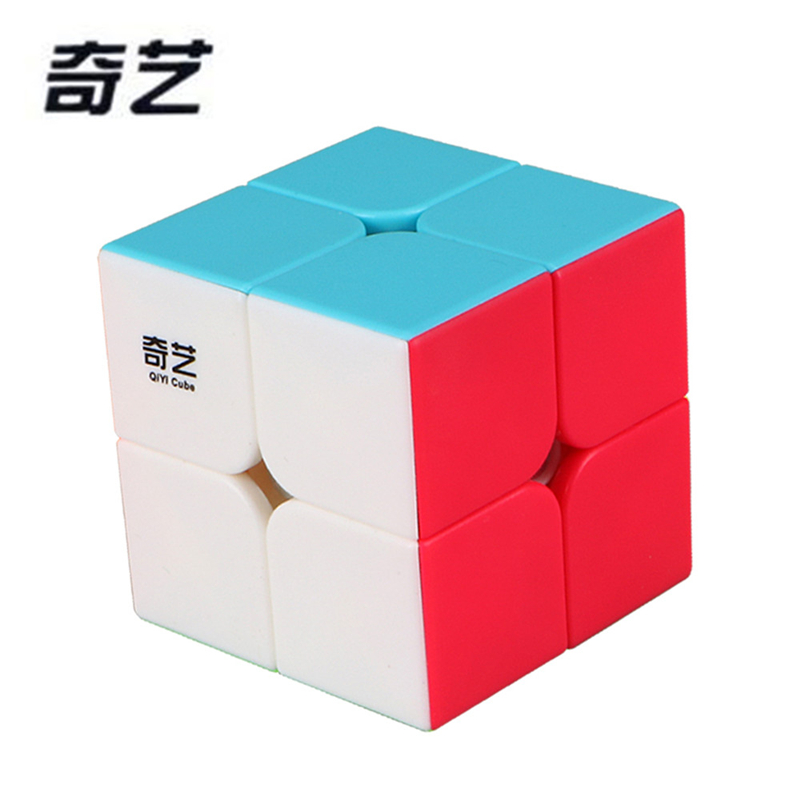 Qiyi 2x2 Magic Cube Professional Speed Puzzle Toys