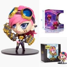 Оригинальная коробка, LOL League of Legends, фигурка героя, варус, кожа Святого Валентина, модель игрушки, экшн фигурка, 3D игра, герои аниме, декор для вечеринки