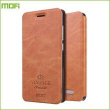 MOFI для Xiaomi Redmi 4A случае Высокое качество Флип кожаный чехол для Xiaomi Redmi 4A Флип кожаный чехол подставка для Redmi 4A