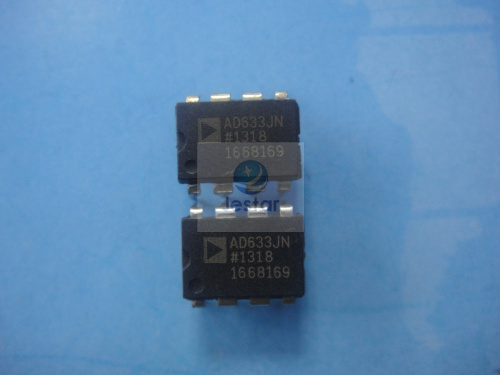 10pcs/lot <font><b>AD633JN</b></font> AD633 DIP8 AD633J Low Cost Analog Multiplier image
