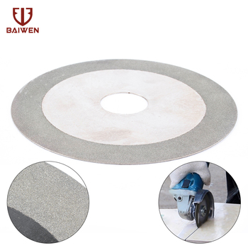 цена на Free shipping  150mm diamond saw blade 4 inch for cutting porcelain and ceramic tile cutting blade