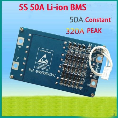 5S cells 50A 18.5V 21V li-ion BMS PCM battery protection board for Limn2O4 li battery with balance and Temperature Switche5S cells 50A 18.5V 21V li-ion BMS PCM battery protection board for Limn2O4 li battery with balance and Temperature Switche