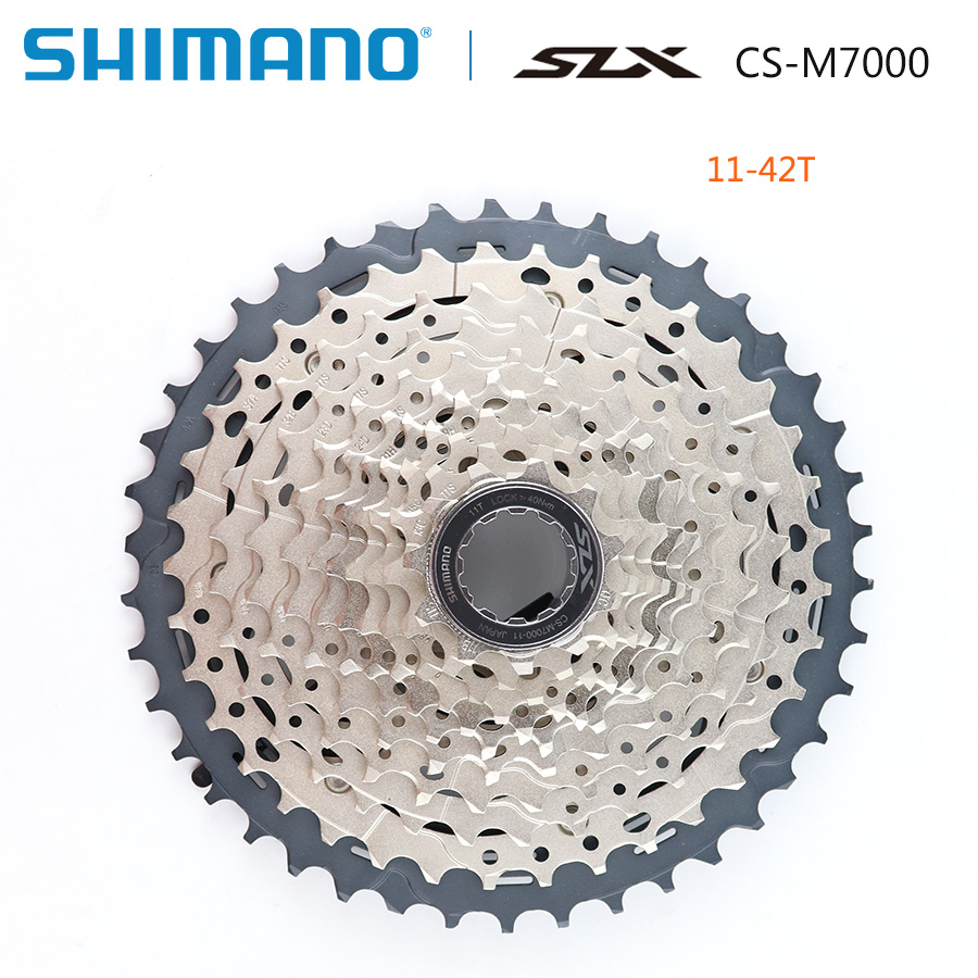 NEW Shimano SLX CS-M7000 11 Speed 11-42t Mountain Bike Cassette