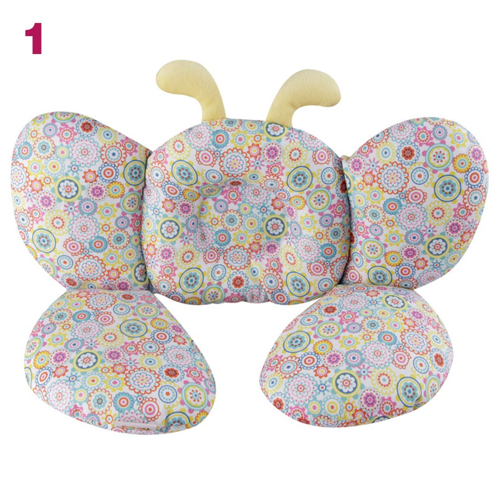 Baby Newborn Stroller Cushion Infant Sleeping Soft Pillow Safe Car Baby Neck Protection Pillows FJ88
