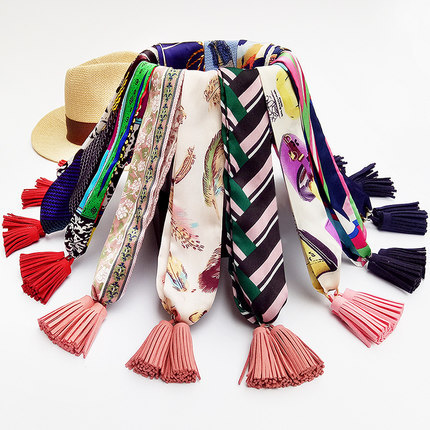 Spring and summer pendants wild small scarfs