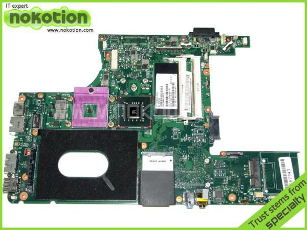 где купить  NOKOTION laptop motherboard for TOSHIBA satellite E105 series V000165010 INTEL GM45 GMA 4500MHD DDR2 mainboard full tested  дешево