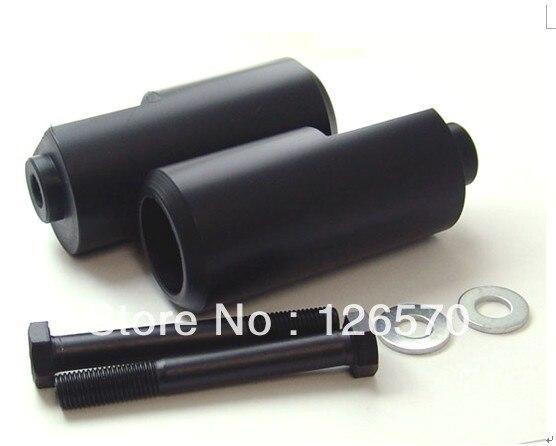 Black Frame Slider Fairing Protectors For 2004-2006 Yamaha YZF R1 2005