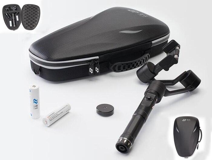 ФОТО Latest Zhiyun Portable Bag Storage Case for Zhiyun Smooth Series Evolotion Bag Brushless Handheld Gimbal