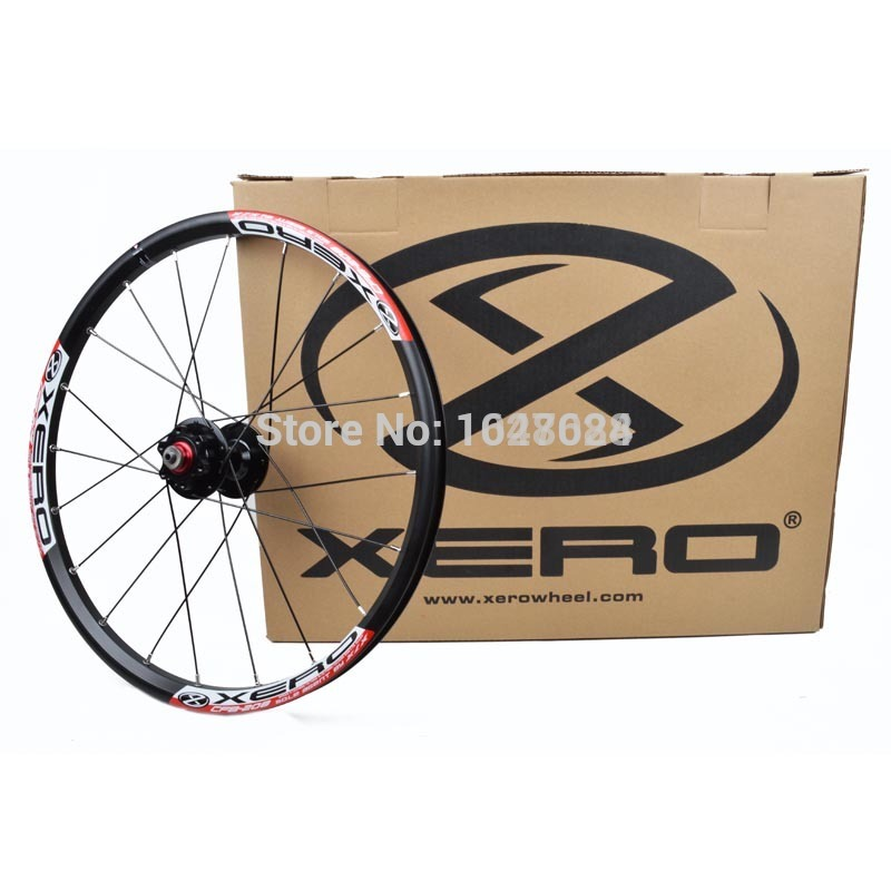 20'' Inch 20 Holes 406mm Rims Folding Bicycles Mountain Disc Brake wheel Wheelset 406