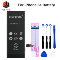 Hot Truth Battery For IPhone 6S Built In Battery Replacement 1715mAh High Capacity With Free Sticker