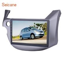 """Seicane 10.1 """"2din Android 8.1/7.1 HD Touchscreen Car Radio GPS di Navigazione FM Lettore Multimediale per il 2007 2008 -2013 Honda Fit"""