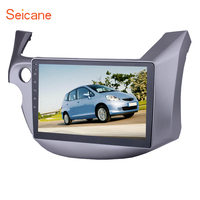 Seicane 10.1 2din Android 8.1/7.1 HD Touchscreen Car Radio GPS Navigation FM Multimedia Player for 2007 2008 2013 Honda Fit