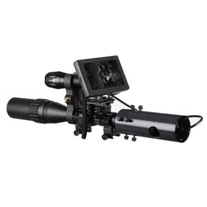 Image 5 - 850nm infrarouge led IR Vision nocturne dispositif portée caméras de vue en plein air 0130 étanche faune piège caméras A