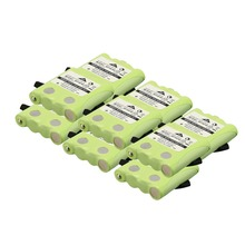 12 Packs a set Battery For Uniden 2 way radio BP 38 BP 40 GMR FRS