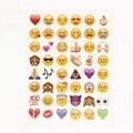 12 Folhas 48 Adesivos Hot Etiqueta Popular 288 Emoji Sorriso Rosto Adesivos Para Notebook Mensagem Do Twitter Grande TY0104