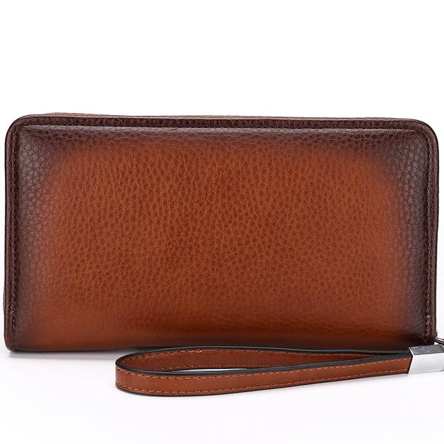 Men's Luxury Clutch Wallets