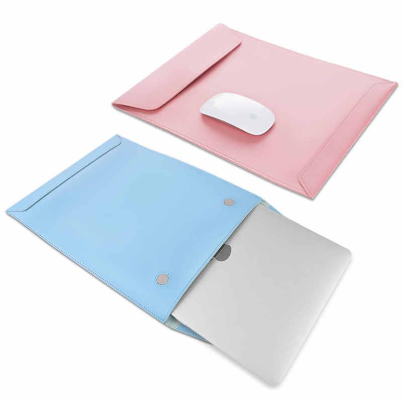 GGMM sac pour ordinateur portable pour Macbook Pro 13 étui Macbook 12 Retina 13 15.4 sacs étui pour Xiaomi Macbook Air 13 sacs de couverture pour ordinateur portable