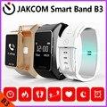 Jakcom b3 banda inteligente novo produto de relógios inteligentes como smart watch heart rate relógio da câmera q50 gps garoto esperto