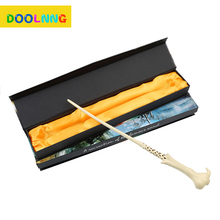 DOOLNNG Newest Harry Potter Magic Wand Lord Voldemort Resin Wand Magical Stick Wand New In Box Cosplay Harrye Potters DL-M09