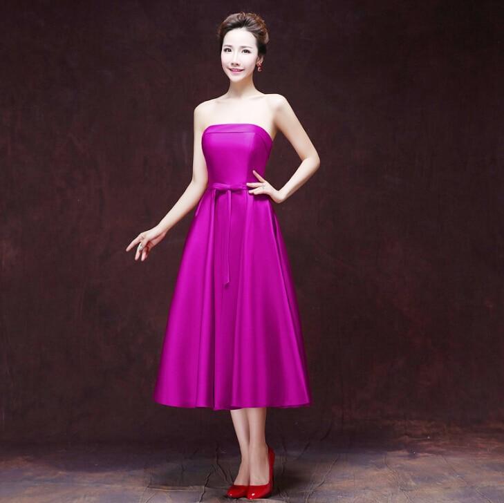Increíble Vestidos De Dama Chino Ornamento - Vestido de Novia Para ...